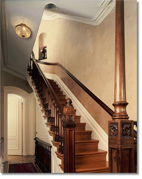 Staircase Rebuilding | Stair Repair | Staircase Restore | Soxco Stairs |  Brooklyn New York